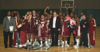 RMU has won 12 CCAC regular season titles