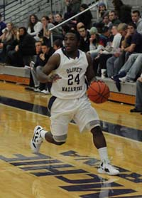 Antonio Marshall scored a career-high 34 points against RMU