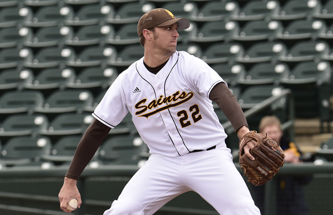 USF's Jake Butler was drafted by the Detroit Tigers on Saturday.