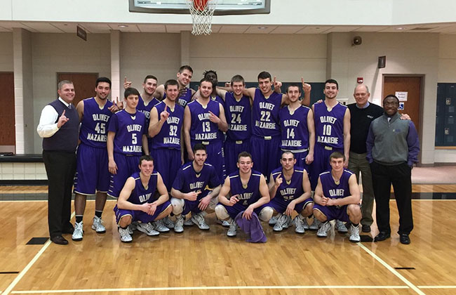 ONU captures CCAC Division II Regular Season Co-Championship with 95-75 win over IUSB; 12th league title in program history