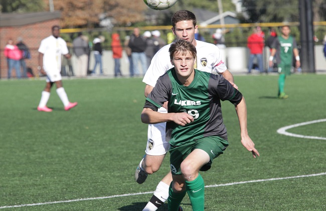 Roosevelt's Evan Trychta was named the 2015 CCAC Player of the Year on Saturday.