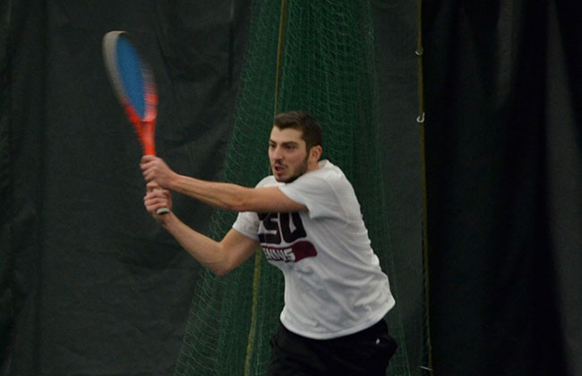 Cardinal Stritch's Fabio Perasso was named the CCAC Men's Tennis Player of the Year on Monday.