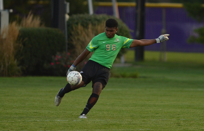 Olivet Nazarene's Chris Taborn registered his second playoff shutout on Tuesday.