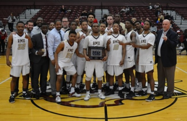 The Eagles & Head Coach Al Bruehl won their 12th CCAC Tournament title!